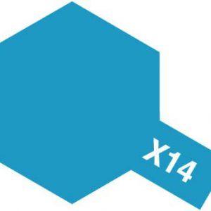 Acrylic Mini X-14 Sky Blue