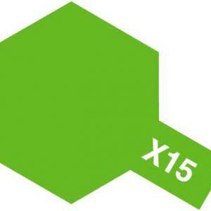 Acrylic Mini X-15 Light Green
