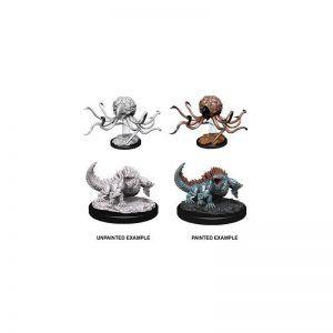 Dungeons & Dragons: Grell & Basilisk