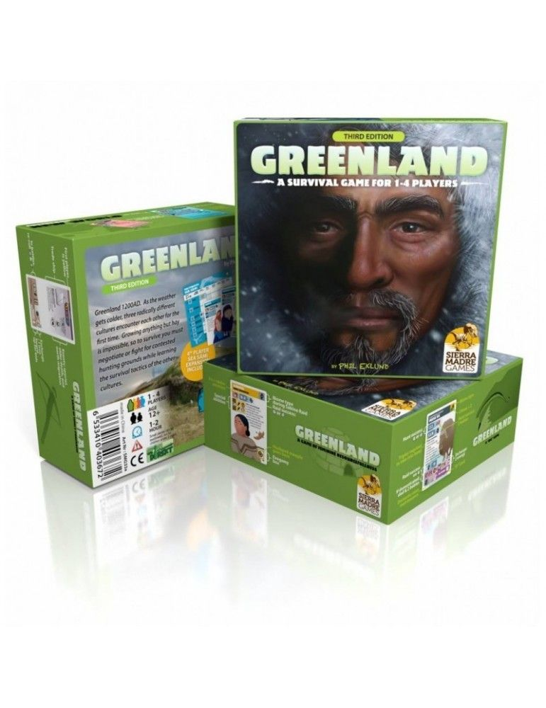 Greenland 3rd Edition (Inglés)