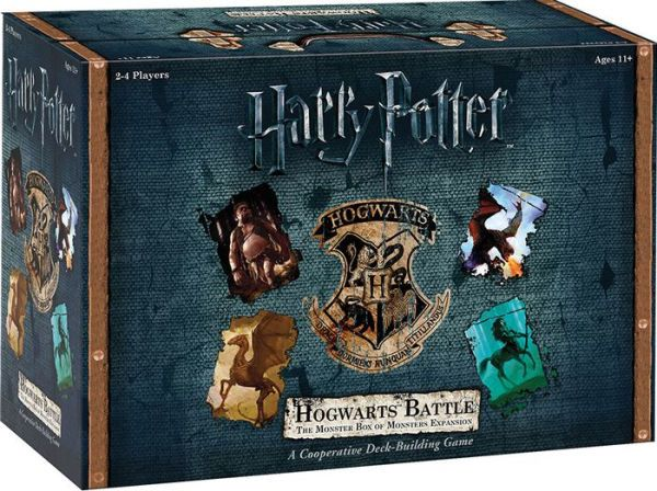 Harry Potter: The Monster Box Of Monsters – Expansión Para Hogwarts Battle (Inglés)