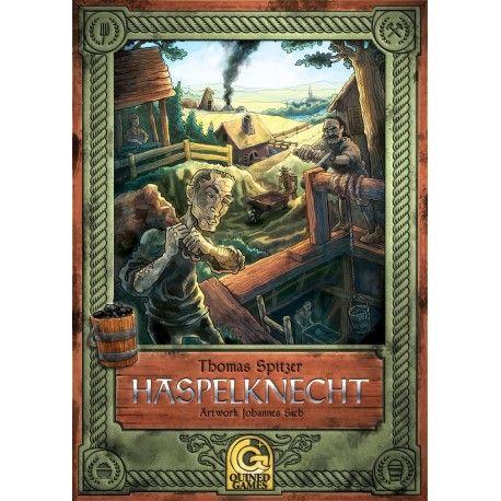 Haspelknecht (Inglés)
