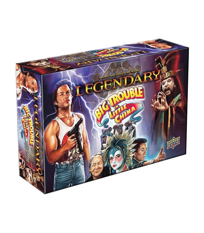 Legendary: Big Trouble In Little China (Inglés)