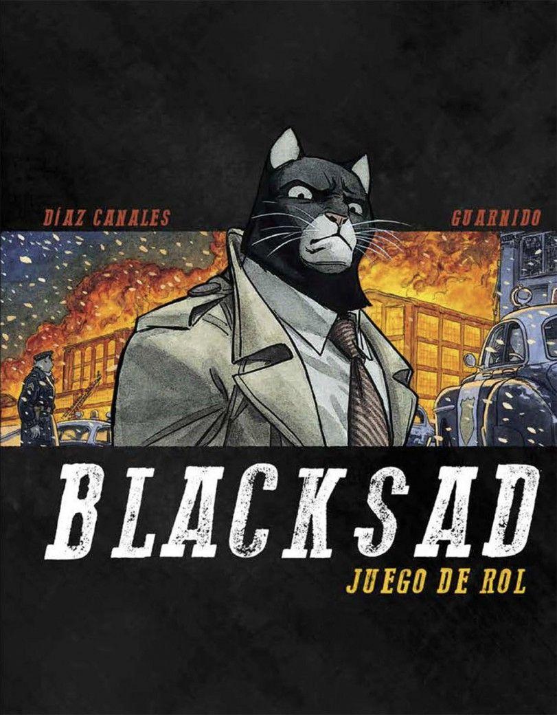 Blacksad (Juego De Rol)
