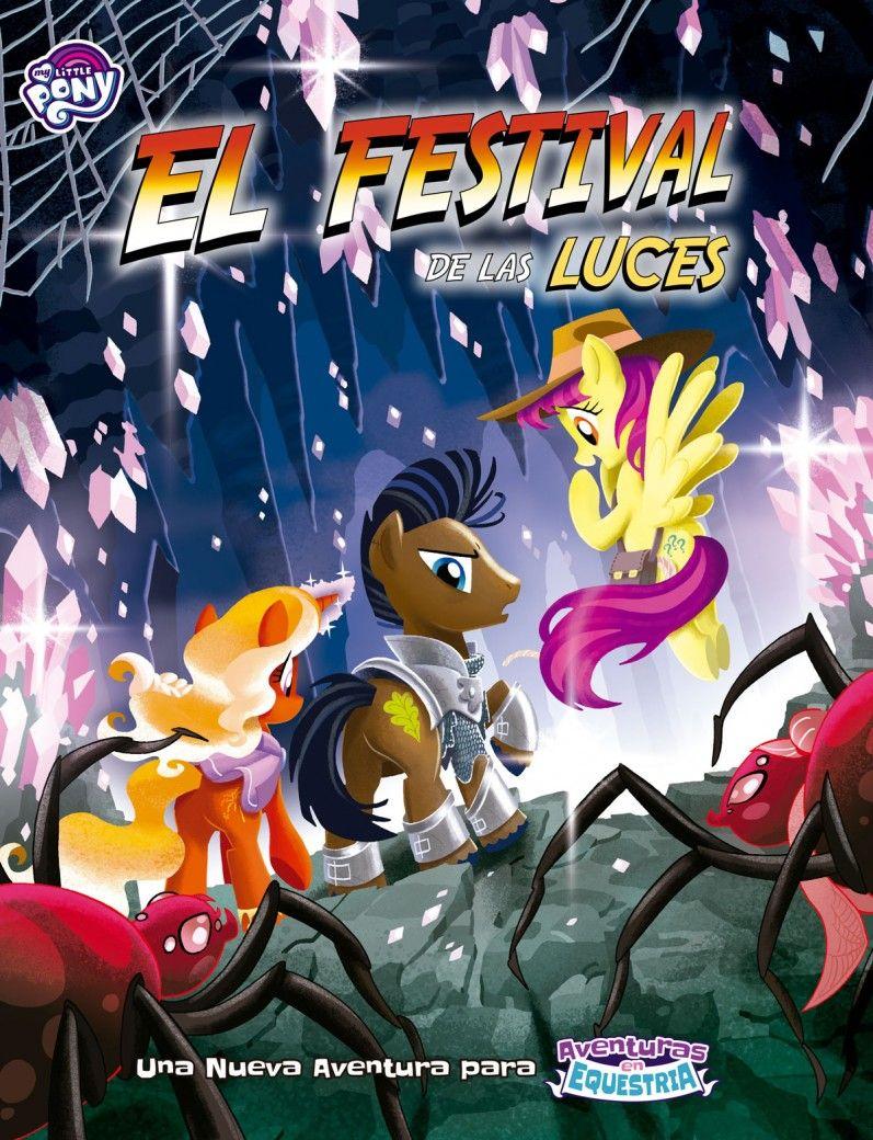 Aventuras En Equestria: El Festival De Las Luces
