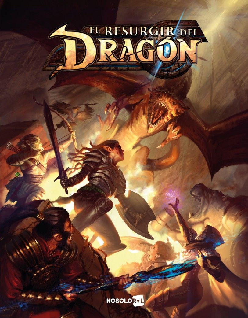 El Resurgir Del Dragon: Ed Bolsillo