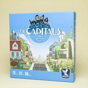 The Capitals: Cites Through Time (Inglés)