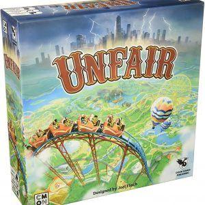 Unfair (Inglés)