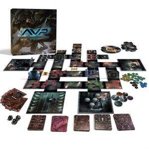 Alien Versus Predator, 2ª Edición (INGLÉS) – Dañado