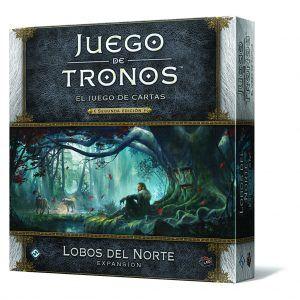 Juego De Tronos LCG: Lobos Del Norte
