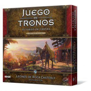 Juego De Tronos LCG: Leones De Roca Casterly