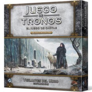 Juego De Tronos LCG: Vigilantes Del Muro