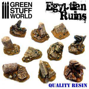 Ruinas Egipcias