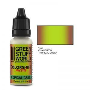 Camaleon TROPICAL GREEN
