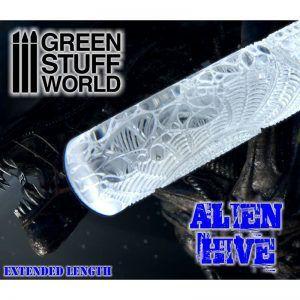 Rodillo Texturizado Alien Hive