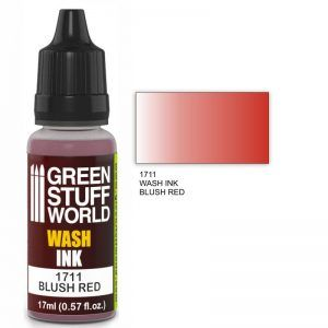 Tinta De Lavado BLUSH RED