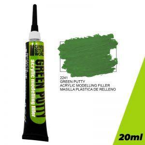 Masilla Plastica Green Putty