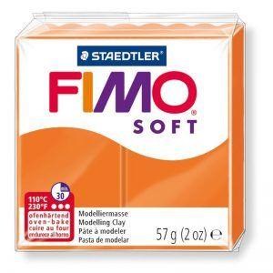 Fimo Soft 57gr – Mandarina