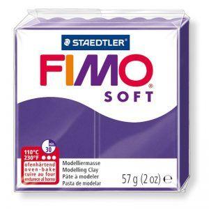 Fimo Soft 57gr – Ciruela