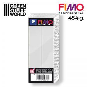 Fimo Professional 454gr – Gris Delfin
