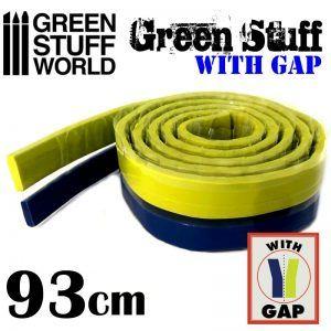 Masilla Verde En Rollo 93 Cm