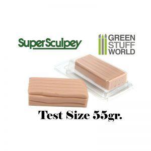 Super Sculpey Beige 55 Gr. – FORMATO TEST