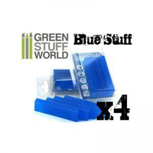 Blue Stuff Reutilizable 4 Barras