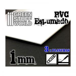 PVC Espumado 1 Mm