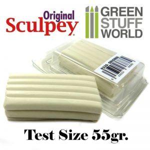 Sculpey Original 55 Gr. – FORMATO TEST