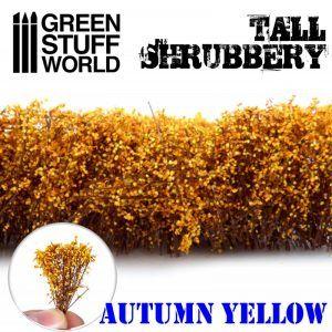 Arbustos Altos – Amarillo Otoñal