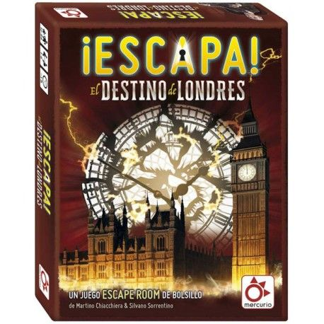 ¡Escapa! El Destino De Londres