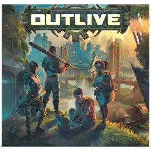 Outlive + Outlive Underwater + Pack Promocional