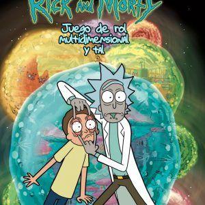 Rick And Morty: Juego De Rol Multidimensional Y Tal