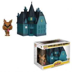 POP! Town: Scooby-Doo & Haunted Mansion 01