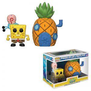 POP! Town: Spongebob With Gary & Pineapple House 02