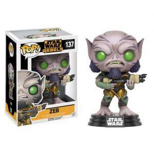 POP! Star Wars: Zeb 137
