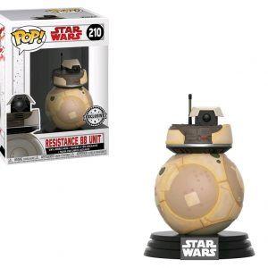 POP! Star Wars: Resistance BB Unit 210