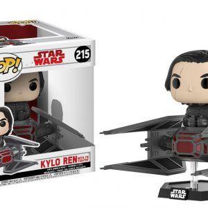 POP! Star Wars: Kylo Ren With Tie Fighter 215