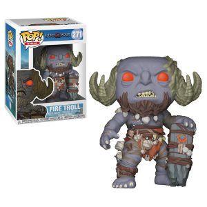 POP! Games God Of War: Fire Troll 271