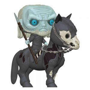 POP! Series Game Of Thrones: Mounted White Walker 60
