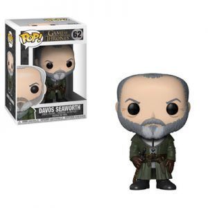 POP! Series Game Of Thrones: Davos Seaworth 62