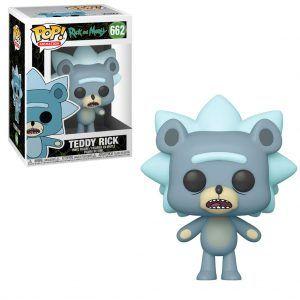 POP! Animation Rick And Morty: Teddy Rick 662
