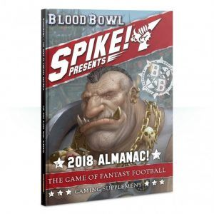 The 2018 Blood Bowl Almanac (Castellano)
