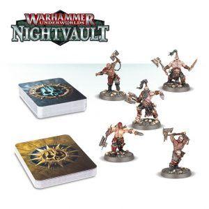 Warhammer Underworlds: Nightvault – Saqueadores De Garrek (110-35)