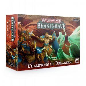 Warhammer Underworlds: Beastgrave – Campeones De Dreadfane (Castellano) (110-73)