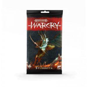 Warcry: Sylvaneth Cards (Multidioma)