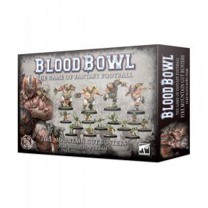 Blood Bowl Fire Mountain Gut Busters Team