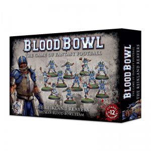 Blood Bowl The Reikland Reavers Team