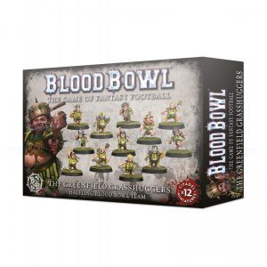 Blood Bowl The Greenfield Grasshuggers Halflings Team