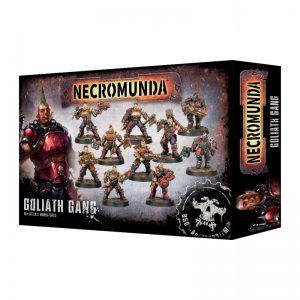 Necromunda: Goliath Gang (300-10)